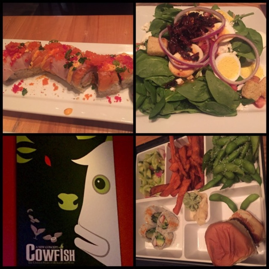 FunMuse's photo of Try the Ultimate Surf+Turf Feast at Cowfish