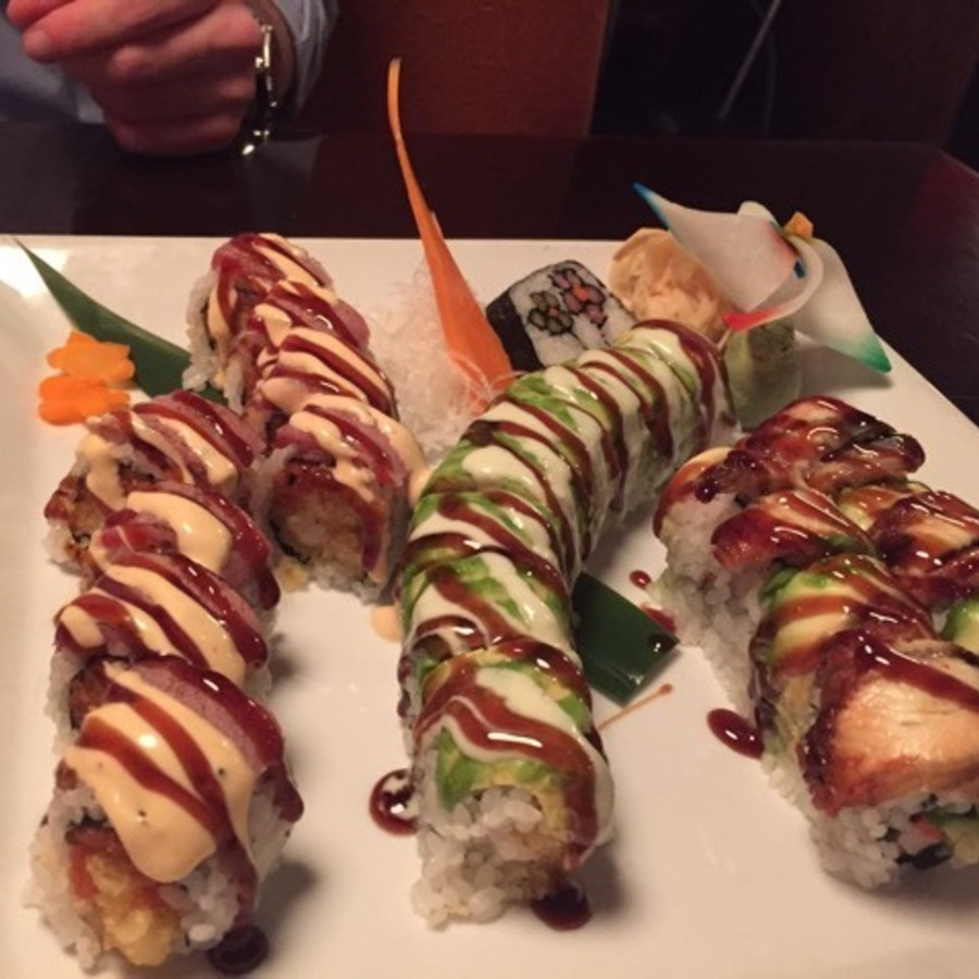 Jackie Smith's photo of Nosh on Sushi Goodness at Mura