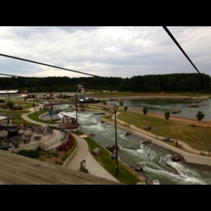 FunMuse's photo of Pick Your Passion at the US National Whitewater Center