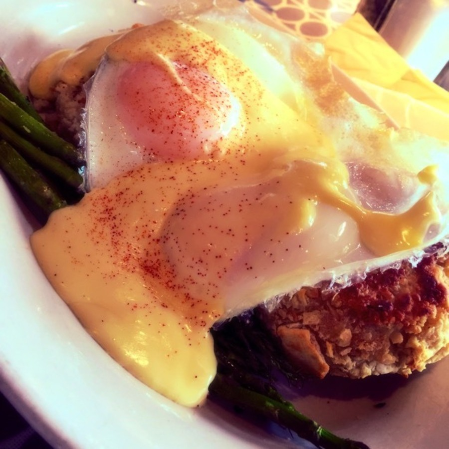 Ashley Turnbull's photo of Scarf Down the Ultimate Brunch at 300 East