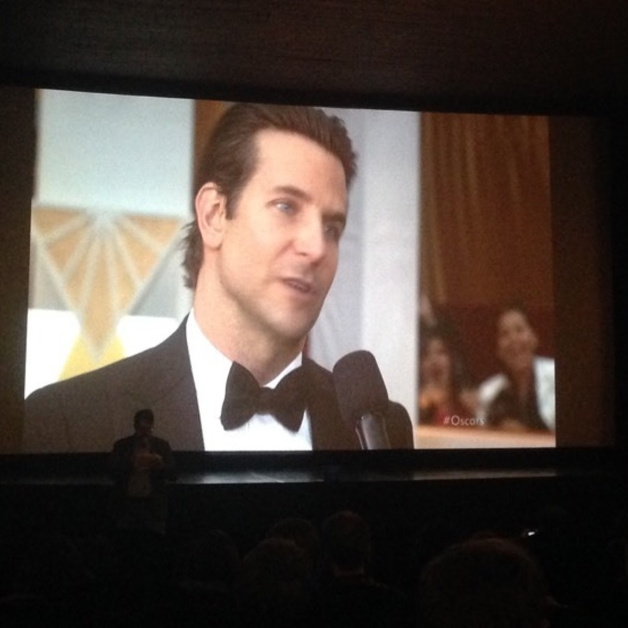 Liz Schroyer's photo of Watch The Oscars at the Rialto