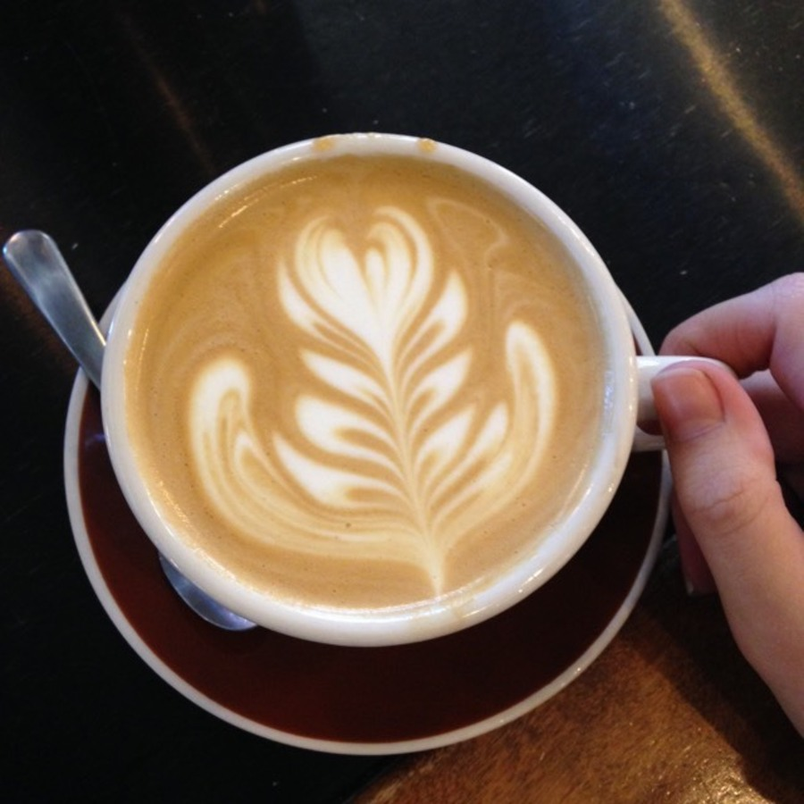 D.j. Partridge's photo of Cup Your Hands Around Any Warm Drink, Not Just Coffee!