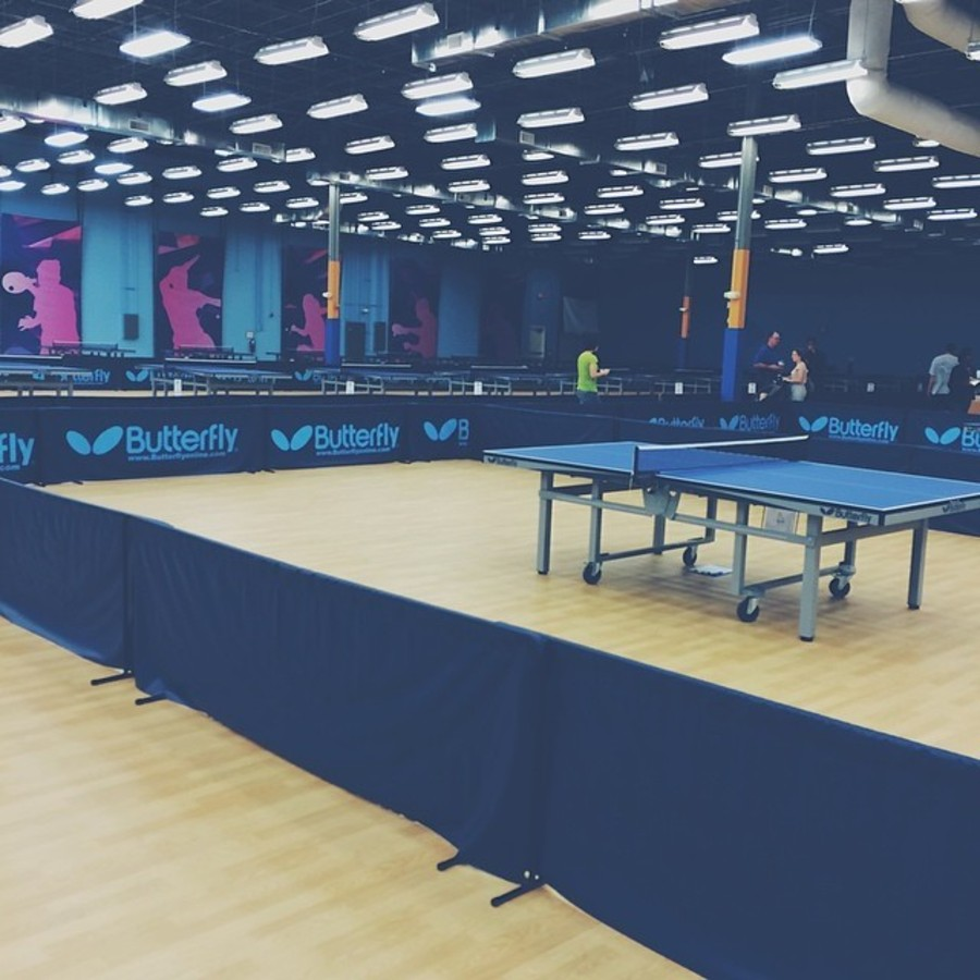 Get Your Ping Pong On Triangle Table Tennis Center