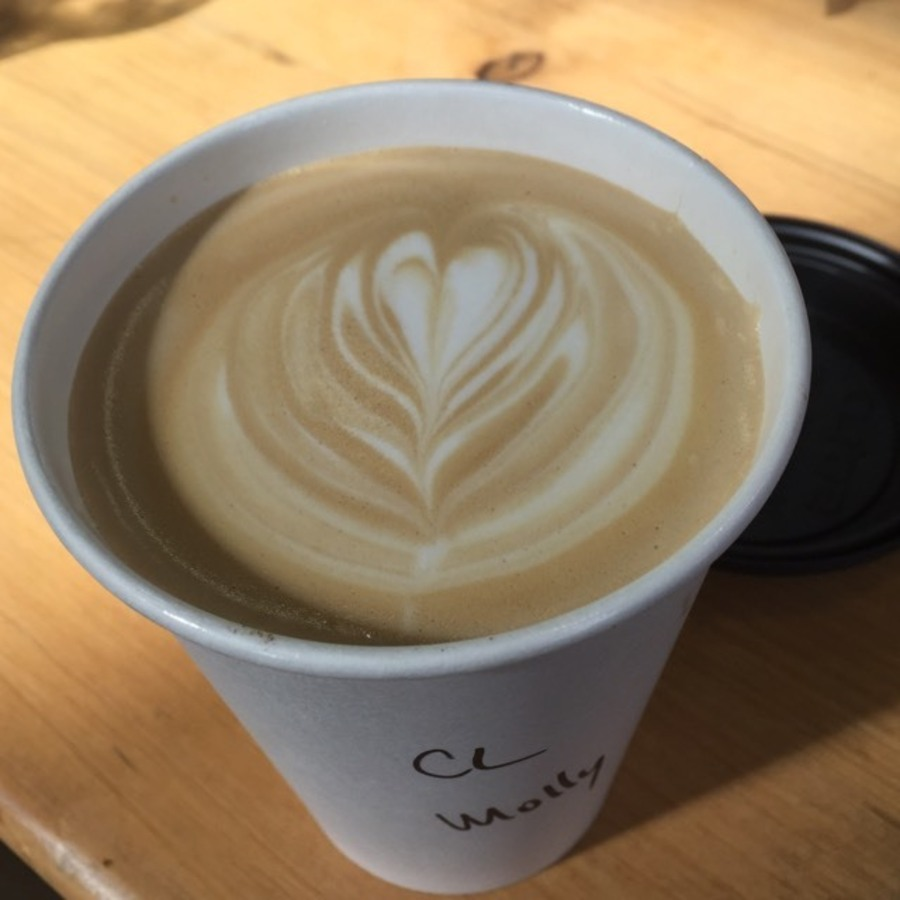 Molly Marie's photo of Cup Your Hands Around Any Warm Drink, Not Just Coffee!