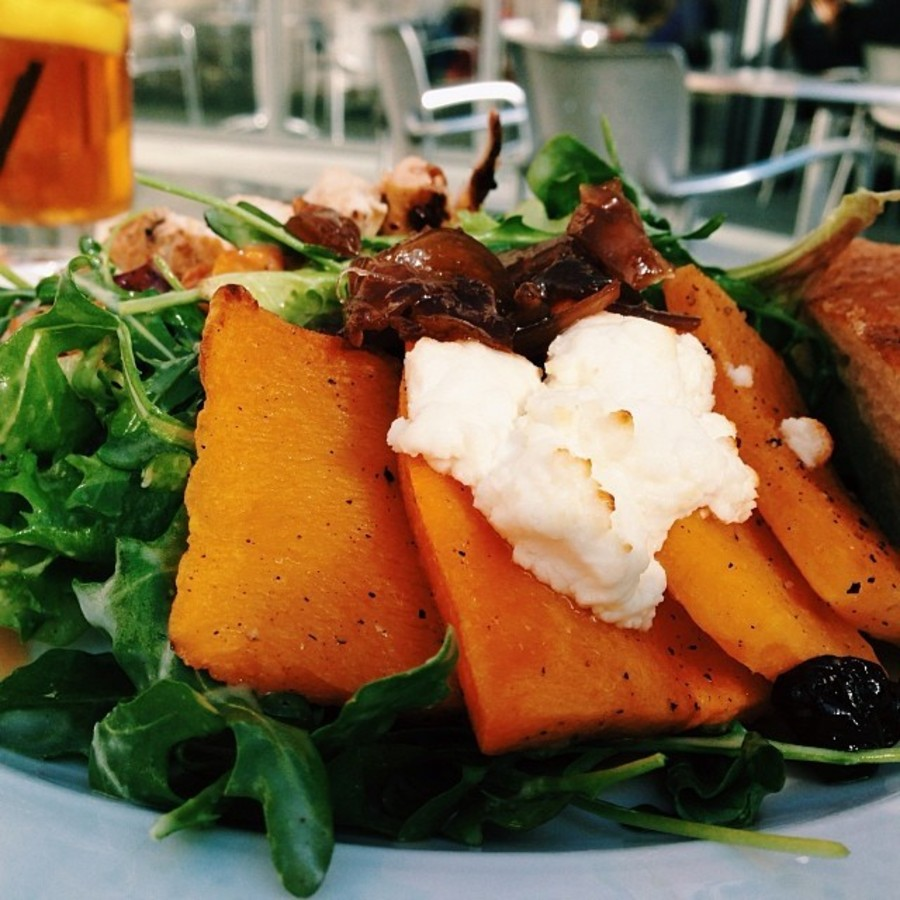 Have Yourself a Gourmet Brunch at Nasher Cafe at Nasher Cafe