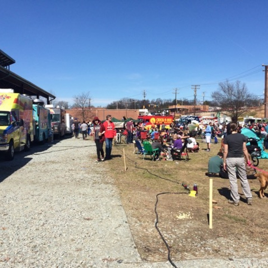 Michelle Meyer's photo of Spring Food Truck Rodeo