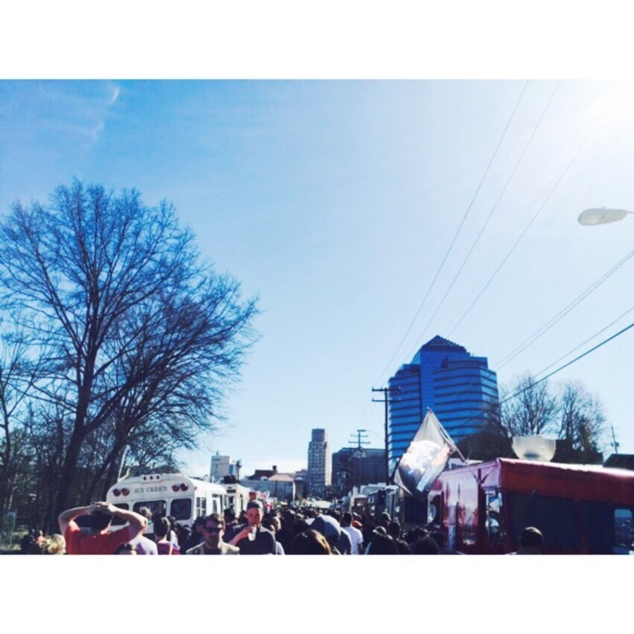 Aya Cuenca's photo of Spring Food Truck Rodeo