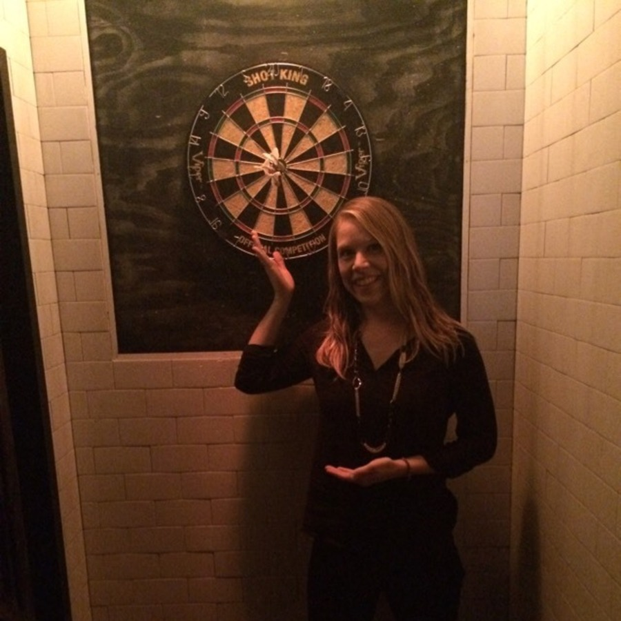 Michelle Meyer's photo of Every Bar Game & More at Surf Club