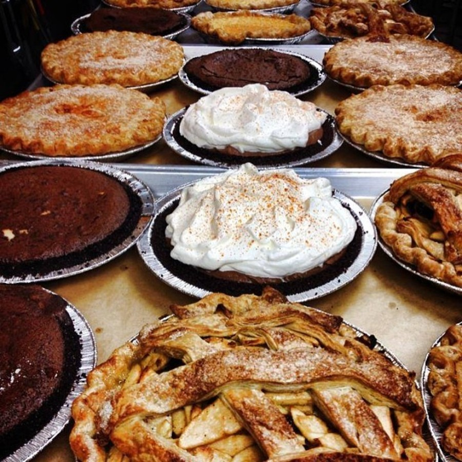 Pies Galore for $3.14 on Pi Day Scratch Bakery