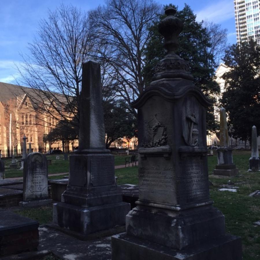 Melanie Bamberg's photo of Explore Old Settlers' Cemetery