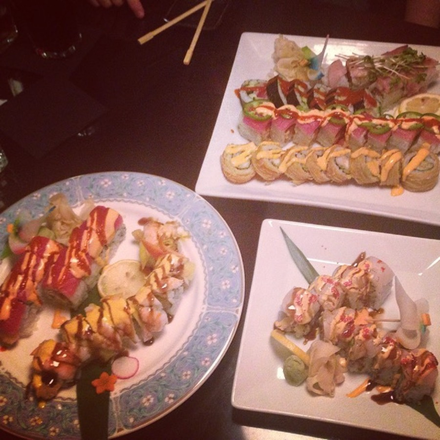 Maria Handschu's photo of Nosh on Sushi Goodness at Mura