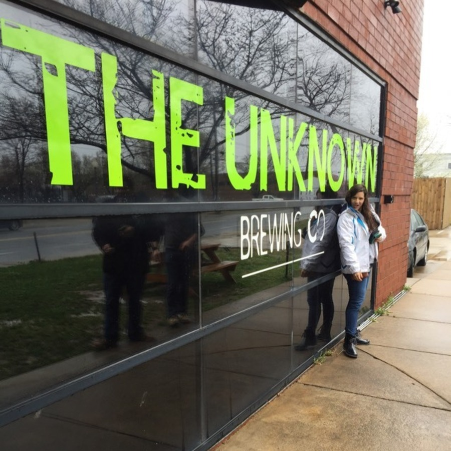 Danielle Jessen Howell's photo of Venture Into the Unknown with Unknown Brewing