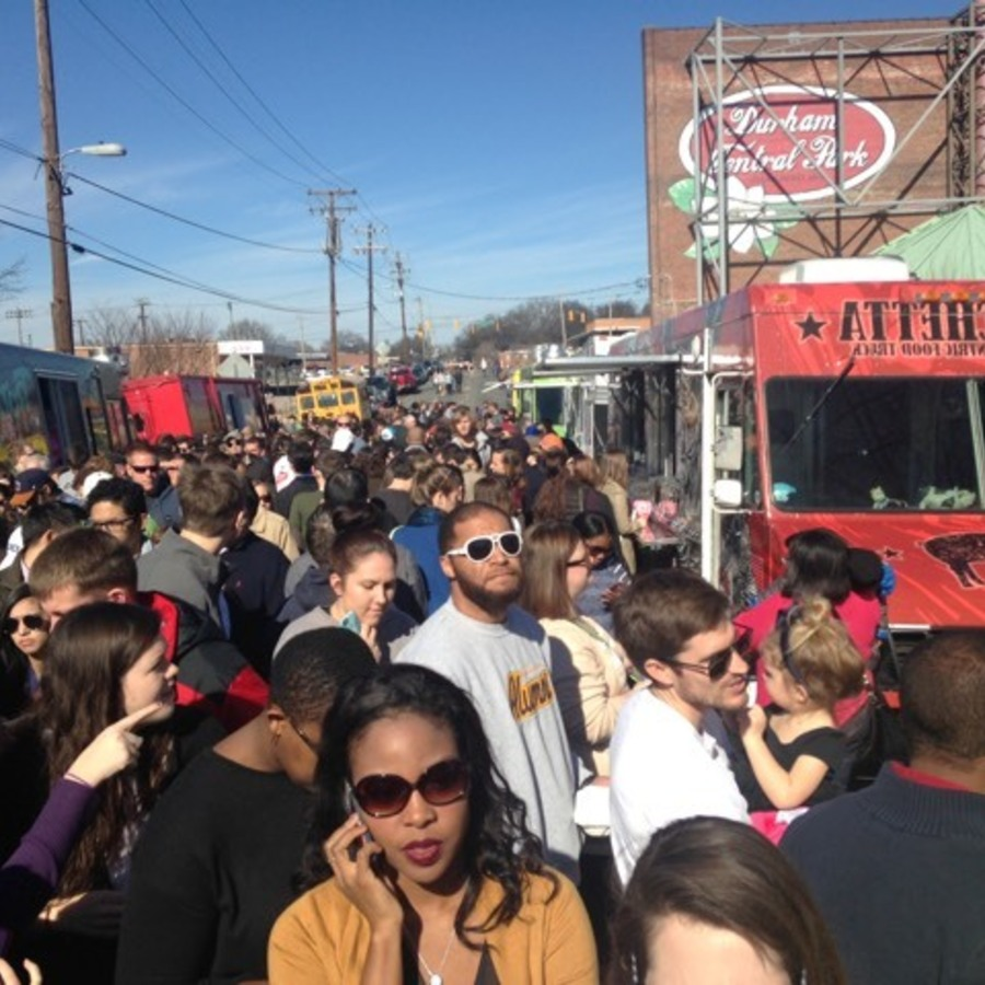 Eileen Rose's photo of Winter Food Truck Rodeo