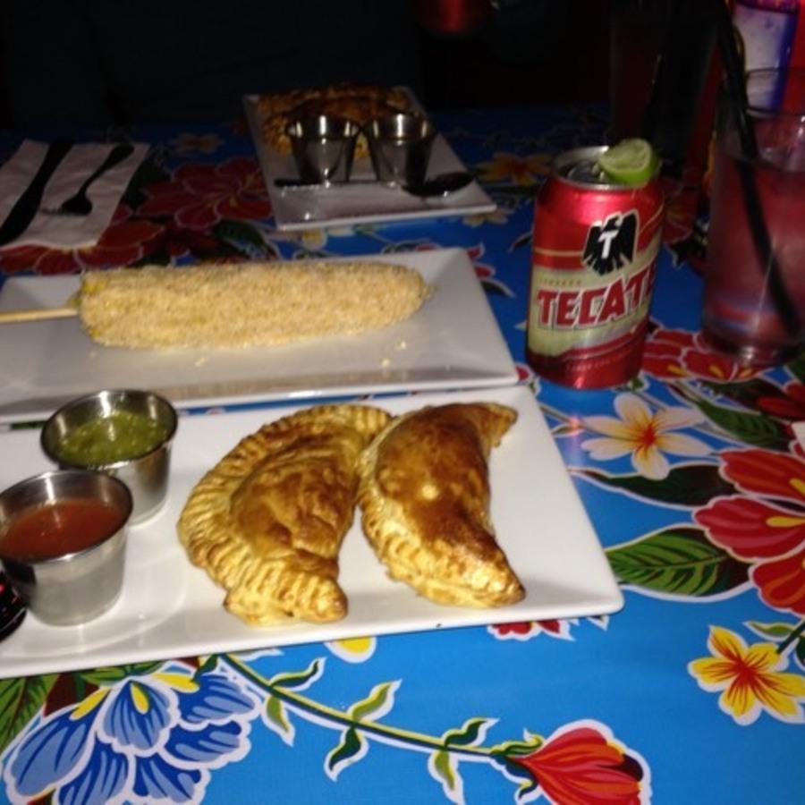 Maldonado Israel's photo of Grab Premium Tequila & Empanadas at Esperanza Carrboro