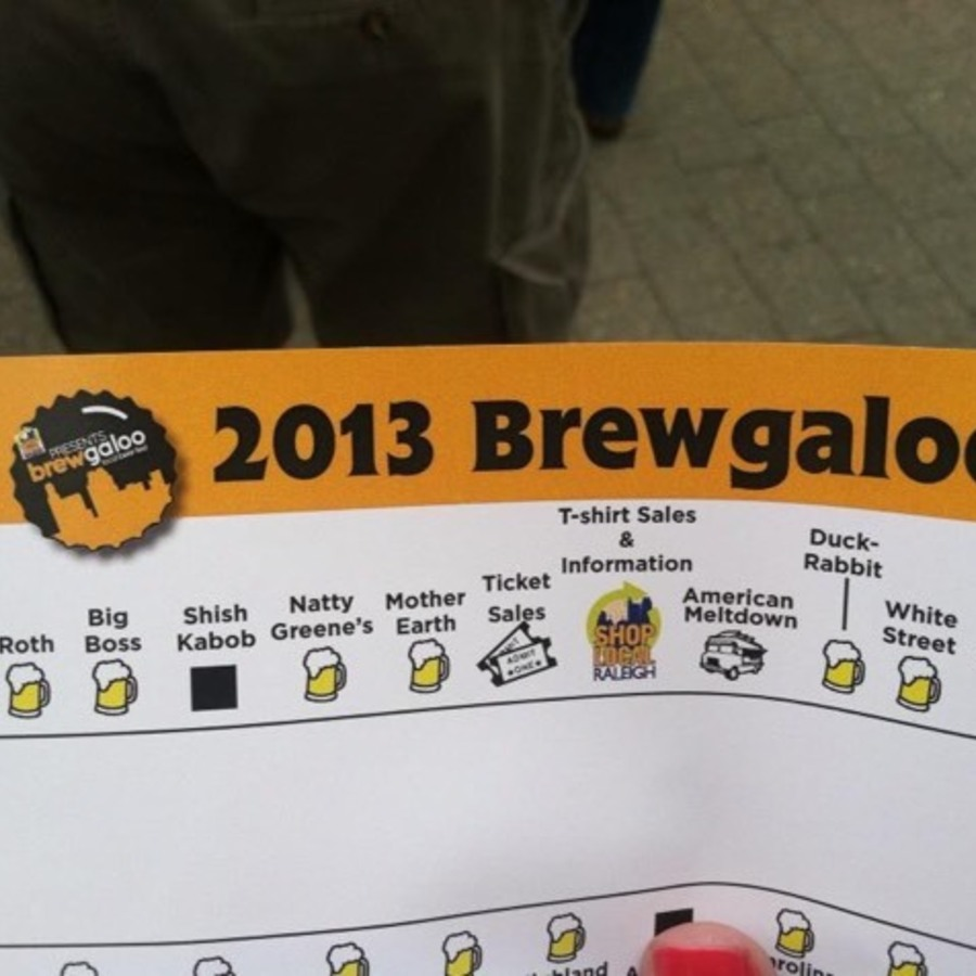 Rufty's photo of Brewgaloo 2019 NC Craft Beer Festival