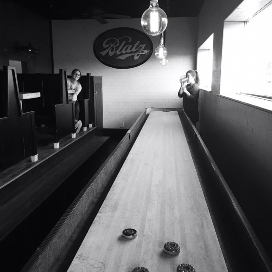 Stephanie Kretschmer's photo of Every Bar Game & More at Surf Club
