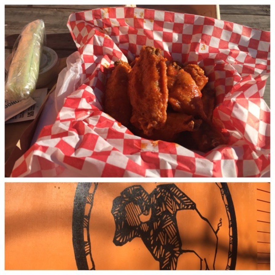 Stephanie Kretschmer's photo of Divine Wings at Heavenly Buffaloes