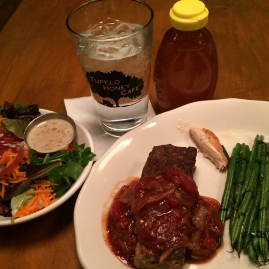 Alexis V. Niggebrugge's photo of Take Care of Your Southern Food Needs at Tupelo Honey