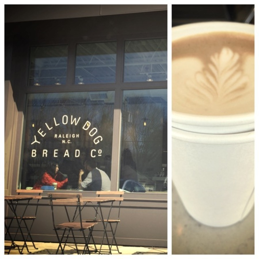Stephanie Kretschmer's photo of Enjoy Baked Goods & Coffee at Yellow Dog Bread Co.