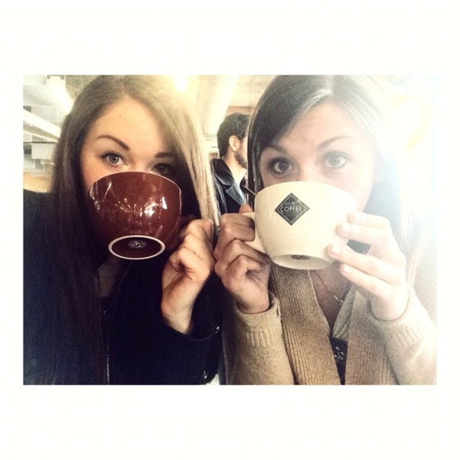 Taylor Carynn's photo of Cup Your Hands Around Any Warm Drink, Not Just Coffee!