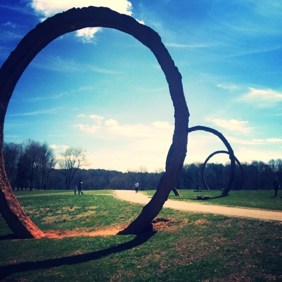 Chelsea Marie's photo of Visit the NC Museum of Art Park