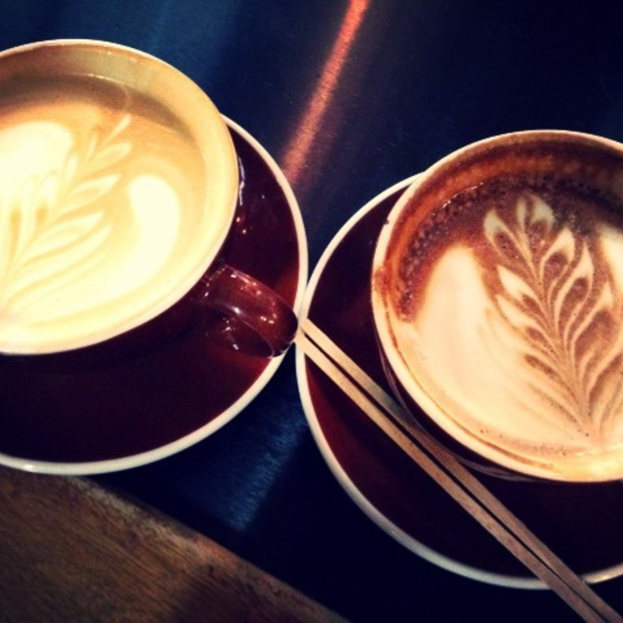 Megan Wolfe's photo of Cup Your Hands Around Any Warm Drink, Not Just Coffee!