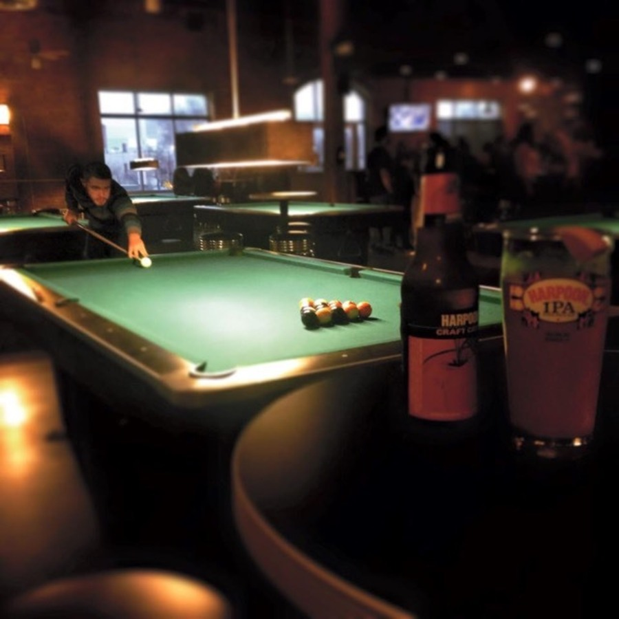 Michelle Moore's photo of Get Ballin' at the Bar