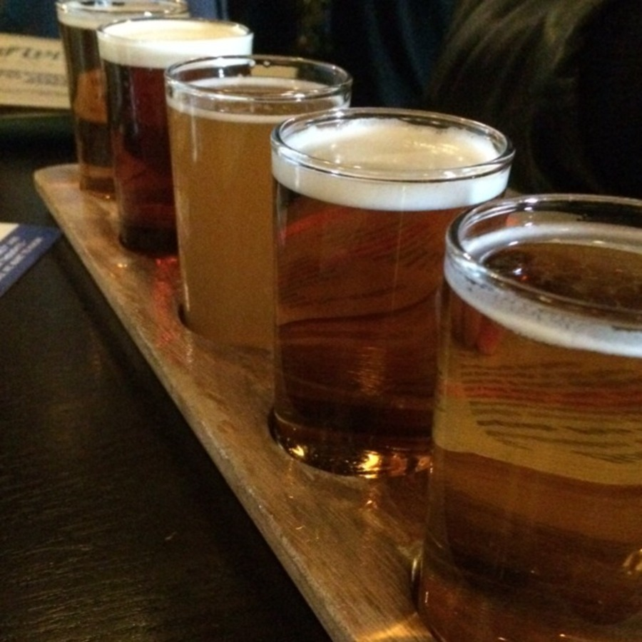 Kelli Nickole's photo of Start a Beer Drinking Journey at The Flying Saucer