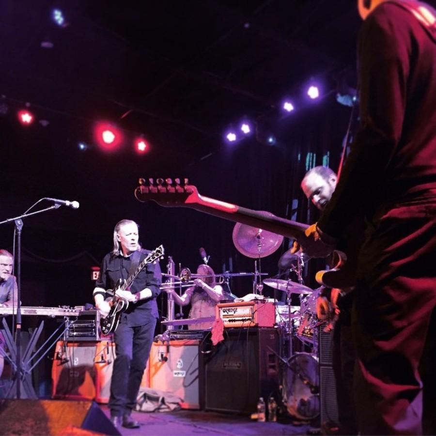 See Swans Live at Cat's Cradle Cat's Cradle