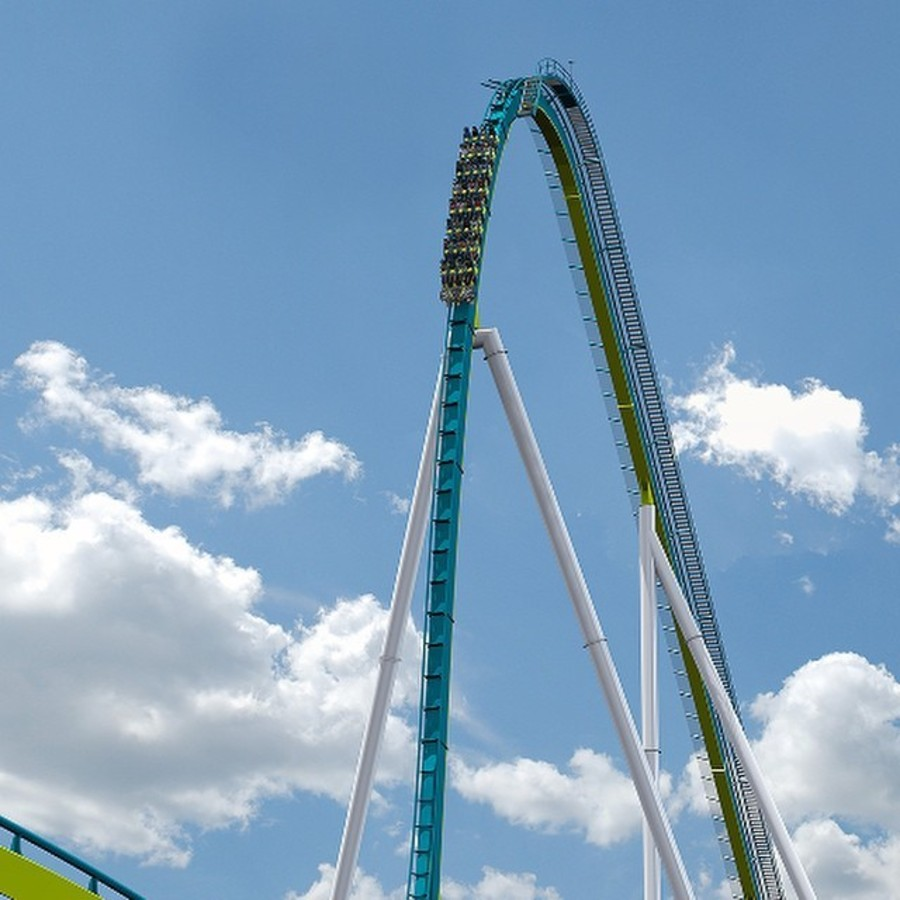 Ride The World's Tallest Rollercoaster at Carowinds
