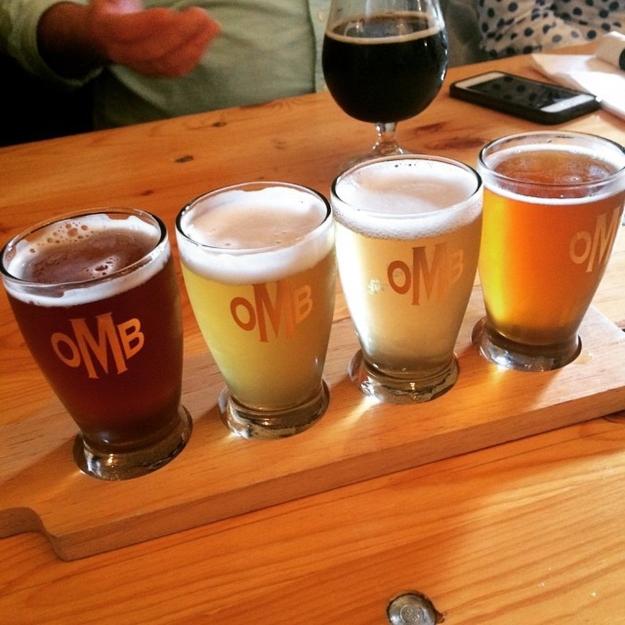 Cheers to a Sweet 6 Years of Olde Meck Brewery The Olde Mecklenburg Brewery