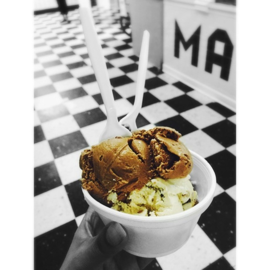 "Aya Cuenca's photo of Local Escape: Treat Yourself to ""Cow to Cone"" Ice Cream"