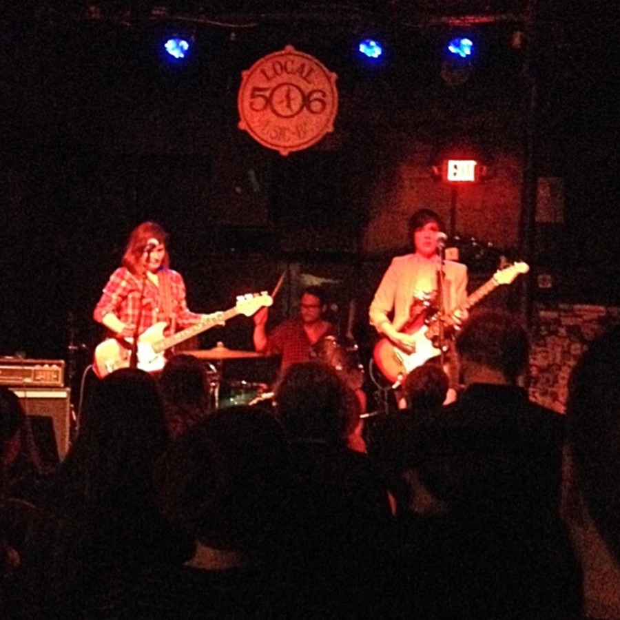 Ken Rodrigusaurus's photo of Rock Out at the Local 506
