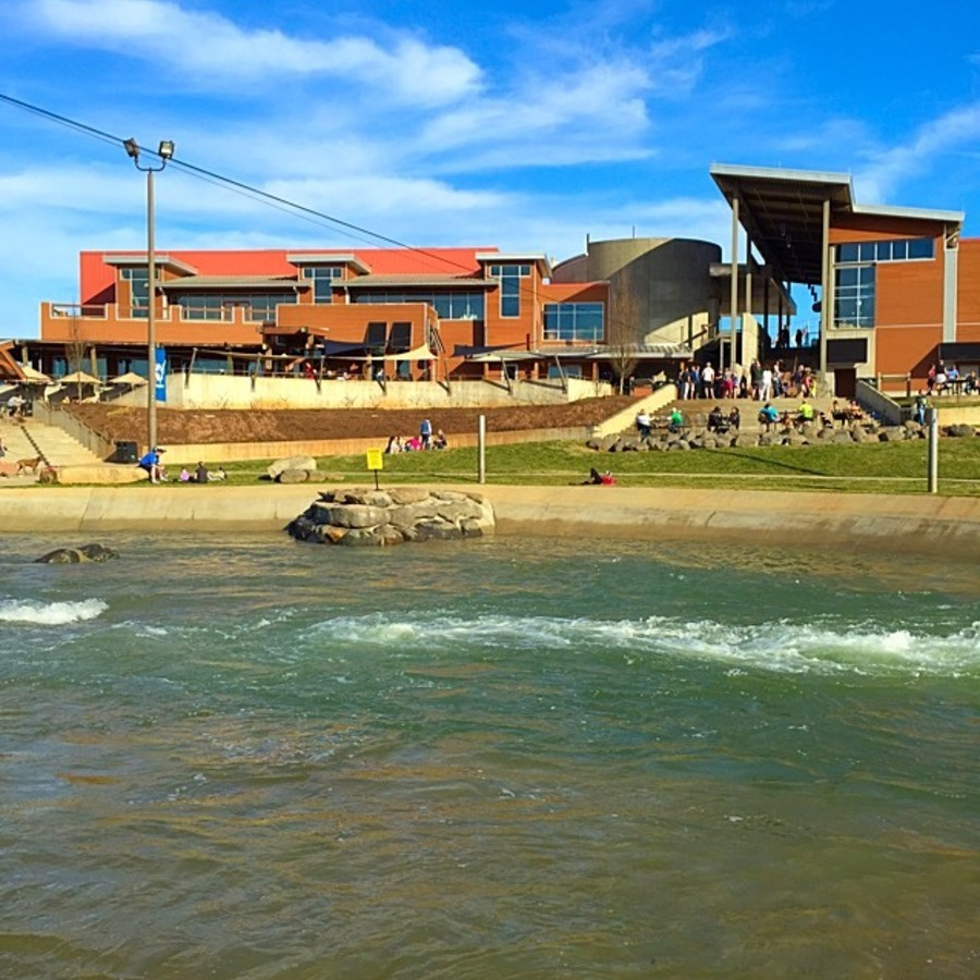 Whitney Hill's photo of Pick Your Passion at the US National Whitewater Center