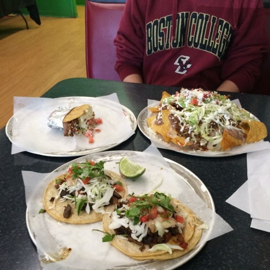 Stephanie DeBaggis's photo of Take a Break with Tequila and Tex-Mex at Paco's Tacos