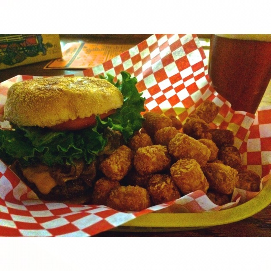 Jacob Chitwood's photo of Test Your Taste Buds at Dain's Place