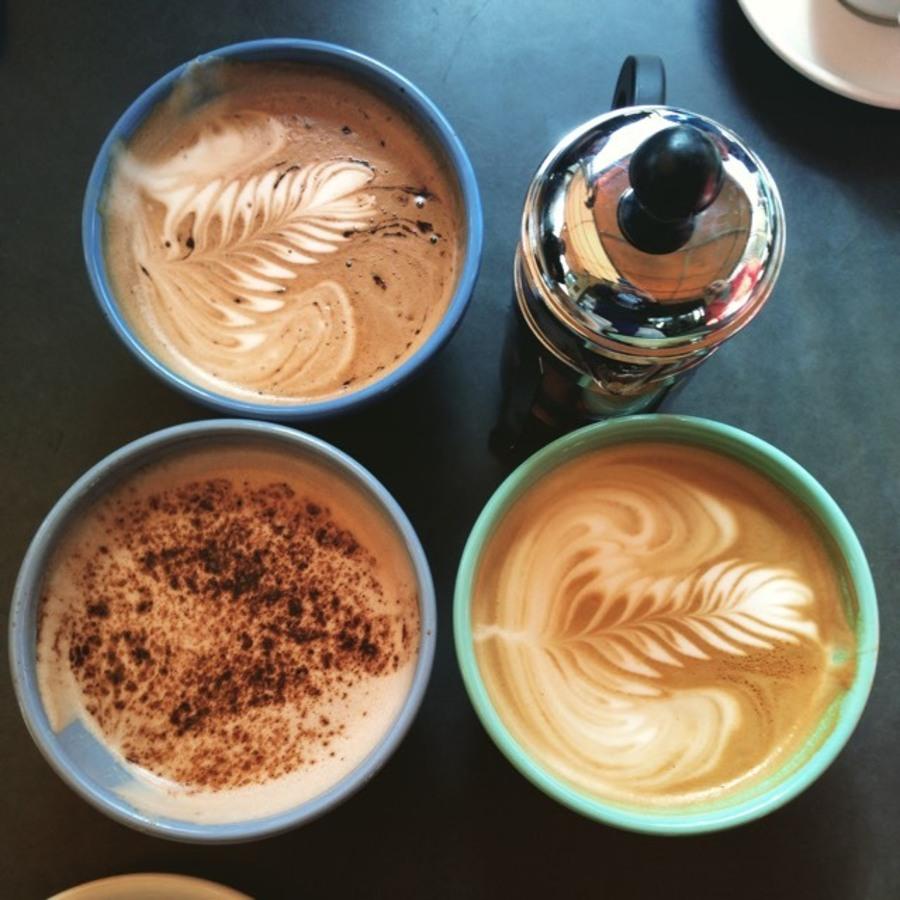 Emma Myrick's photo of Escape to Caffe Driade