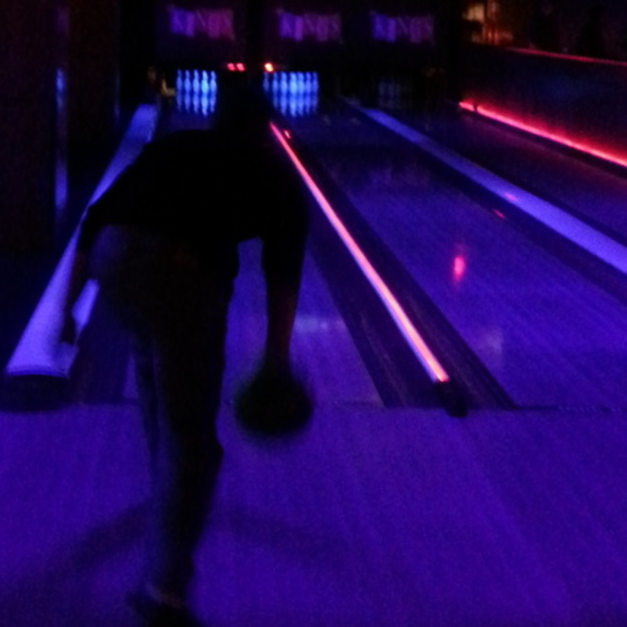 Christina Hloros Laughinghouse's photo of Rule the Bowling Alley at Kings Bowl
