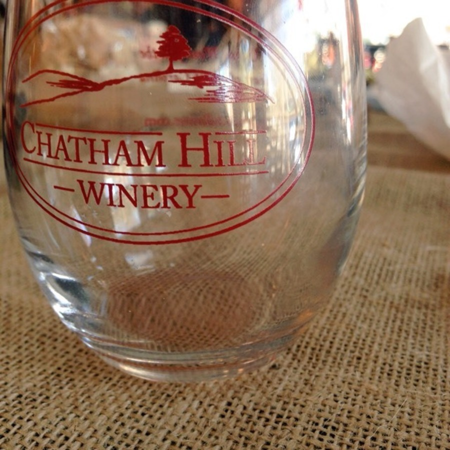 Jackie Hughes's photo of Tour & Taste at Chatham Hill Winery